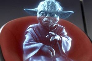 Yoda in a still from the movie Star Wars: Episode III-Revenge of the Sith, 2005.