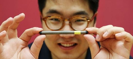 Utilizing existing features on smartphones, the MagPen provides users with a compatible and simple input tool regardless of the type of phones they are using.