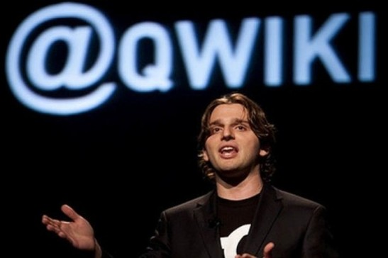 Westport native Doug Imbruce is CEO of Qwiki, which he sold to Yahoo for a reported $50 million. Photo Credit: Twitter via @dougimbruce
