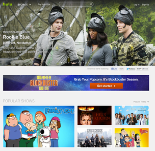 Hulu has ended negotiations with Time Warner Cable that would have given TWC a 25 percent stake in the online video portal.