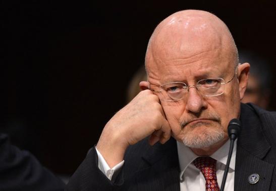 Director of National Intelligence James Clapper (AFP Photo / Jewel Samad)