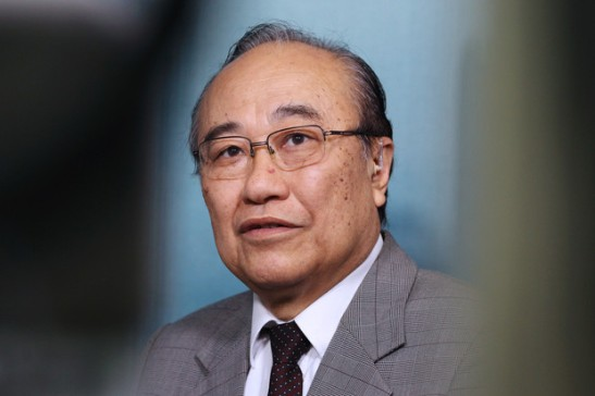 Goh Seng Chong/Bloomberg  Paul Low, Malaysia's minister in the Prime Minister's Department overseeing graft and human rights.